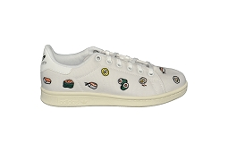 CONTINENTAL VULC STAN SMITH J:Cuir/Blanc/Multi/