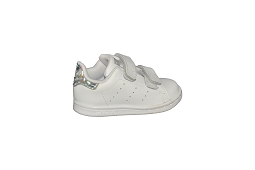 AMERICANA HI STAN SMITH CF I:Cuir/Blanc/Brillant/