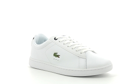 LACOSTE CARNABY<br>Blanc