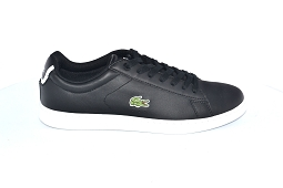 LACOSTE CARNABY<br>Noir