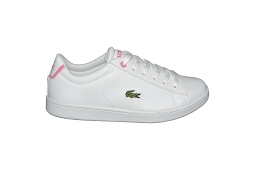 LACOSTE CARNABY F<br>Blanc