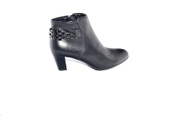 ADILETTE SHOWER K 43463:Cuir/Noir//