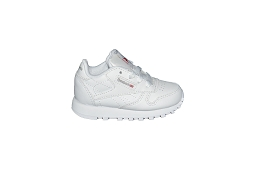 REEBOK BB CL LEATHER<br>Blanc