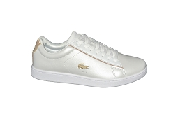 LACOSTE CARNABY EVO 118 SPW<br>Blanc