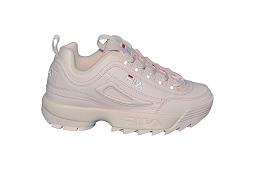 FILA DISRUPTOR LOW WMN<br>Rose