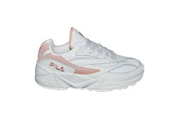07045009 FILA 94 LOW WMN:Cuir/Blanc/Rose/