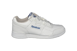 REEBOK WORK OUT PLUS MU<br>Blanc