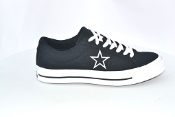 CONVERSE ONE STAR OX MEN<br>Noir
