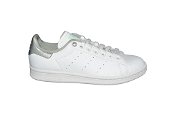 STAN SMITH W STAN SMITH W:Cuir/Blanc/Argent/