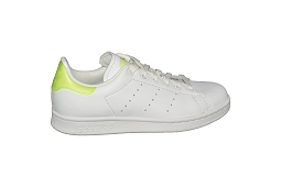 GEL QUANTUM 90 STAN SMITH W:Cuir/Blanc/Jaune/