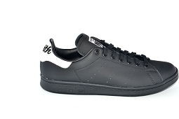 90010 STAN SMITH EE 5798:Cuir/Noir/Blanc/