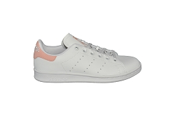 44443 STAN SMITH J:Cuir/Blanc/Rose/