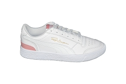 7107 RALPH SAMPSON LO:Cuir/Blanc/Rose/