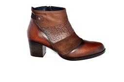 MEXICO 66 8028:Cuir/Marron//