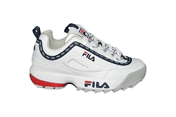 FILA RAY M LOW WMN<br>Blanc