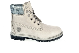 TIMB PREMIUM 6 IN WATERPROOF<br>Cuir Gris