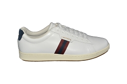 LACOSTE CARNABY 419 SMA<br>Blanc