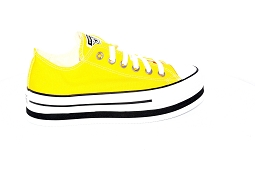 CONVERSE LAYER OX<br>Jaune