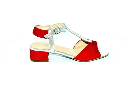 FARTY F 3699 A:Cuir/Rouge//