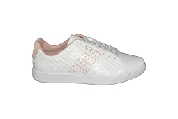 LACOSTE CARNABY 120 3<br>Blanc