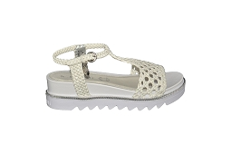 CORE OX F67585:Blanc/Argent/