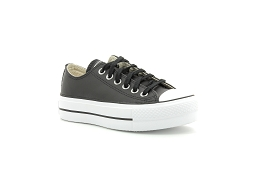 CONVERSE CTAS LIFT OX CLEAN<br>Noir
