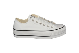 CONVERSE CTAS LIFT OX CLEAN<br>Blanc