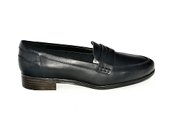 CLARKS HAMBLE LOAFER<br>Noir