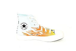 ROXANE CTAS HI FLAMME:Bleu/Orange/