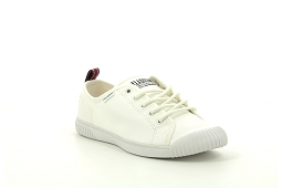 PALLADIUM EASY LACE CVS<br>Blanc