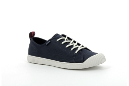 PALLADIUM EASY LACE CVS<br>Bleu