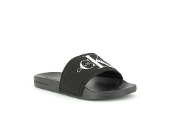 9135 SLIDE MONO CO:Cuir/Noir//