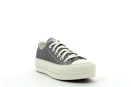 TRACEE CHUCKTAYLOR LIFT OX:Argent//