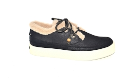 SONAR INDIAN W FISHER<br>Nubuck Noir