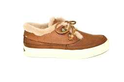 41781 SONAR INDIAN W FISHER:Nubuck/Tan//