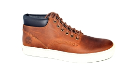 ADVENTURE 2.0 CUPSOLE CHUKKA<br>Cuir Marron