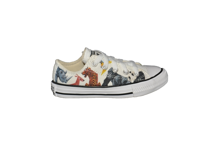 Converse toiles jr core ox blanc