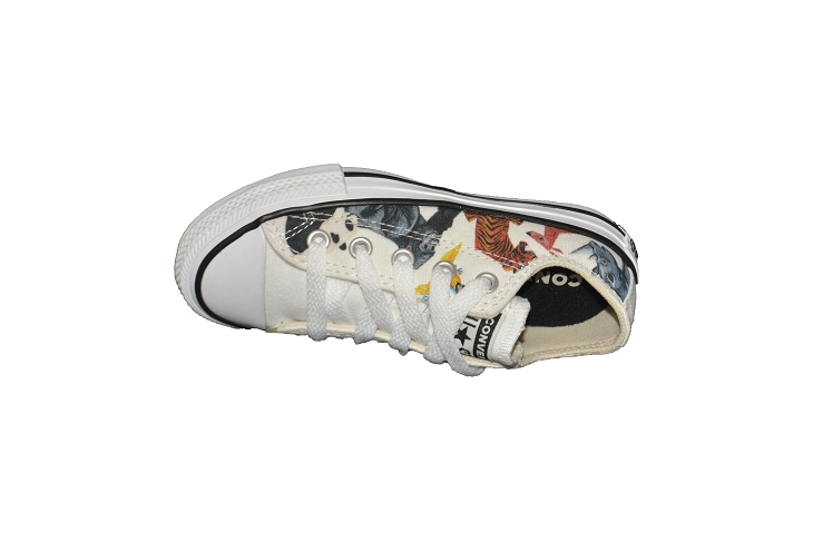 Converse toiles jr core ox blanc1072711_5