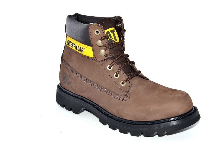 Caterpillar bottines colorado marron1164203_2