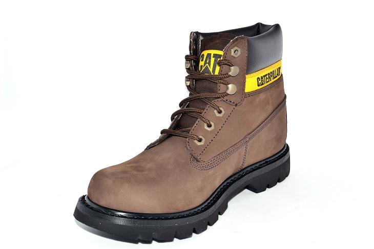 Caterpillar bottines colorado marron1164203_3