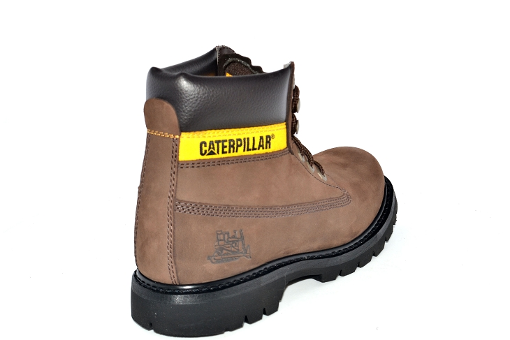 Caterpillar bottines colorado marron1164203_4