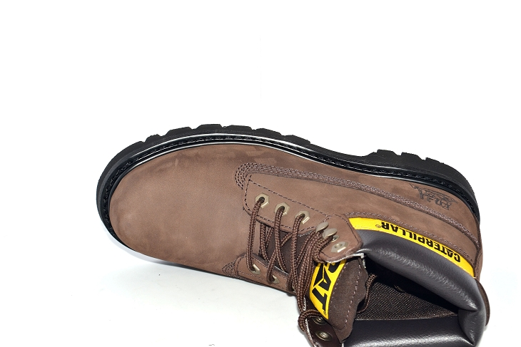 Caterpillar bottines colorado marron1164203_5