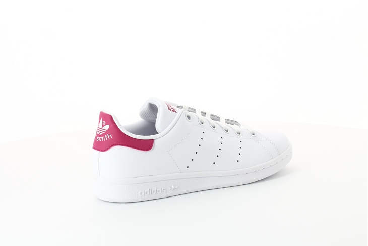 Adidas sneakers stan smith j blanc1342508_4