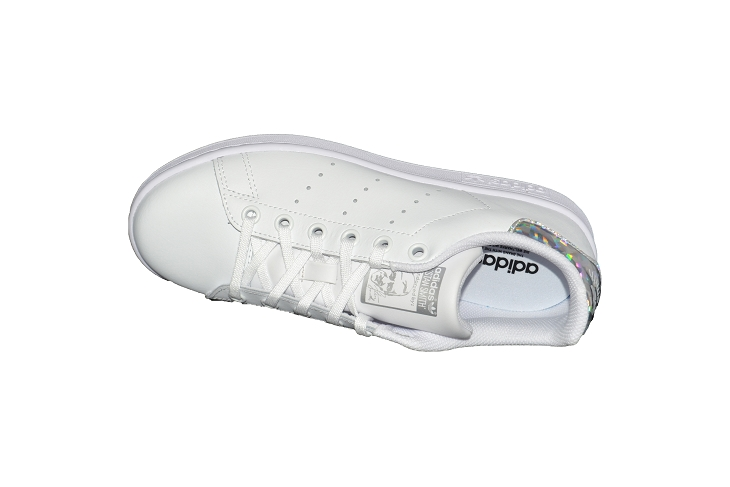 Adidas sneakers stan smith j blanc1342516_5