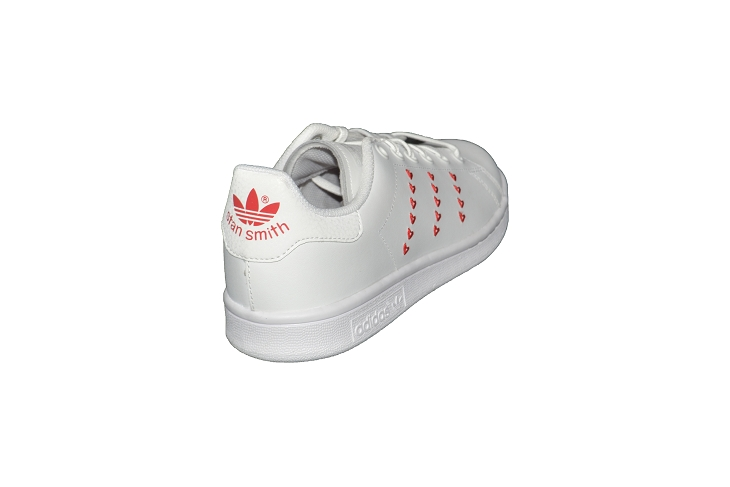 Adidas sneakers stan smith j blanc1342522_4