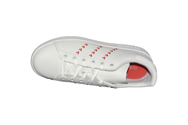 Adidas sneakers stan smith j blanc1342522_5