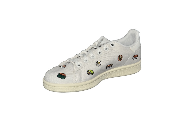 Adidas sneakers stan smith j blanc1342523_3