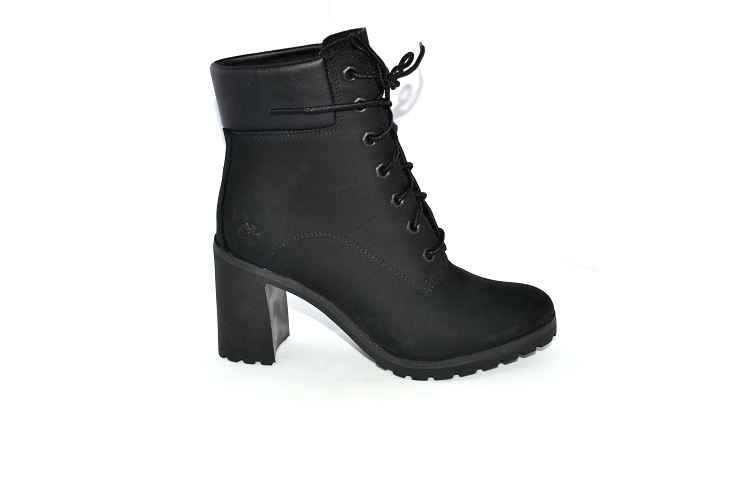 Timberland boots allington 6in lace w noir