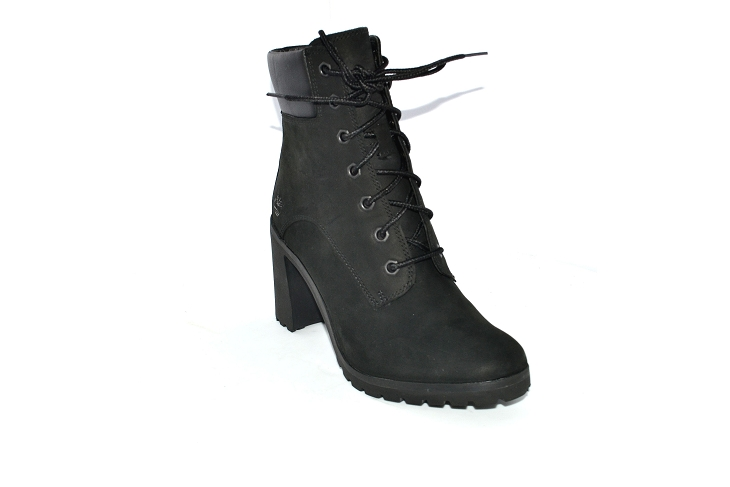 Timberland boots allington 6in lace w noir1616002_2