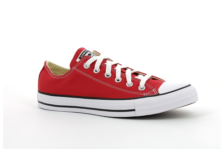 Converse toiles core ox rouge
